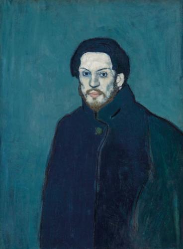 Pablo Picasso, Autoportret