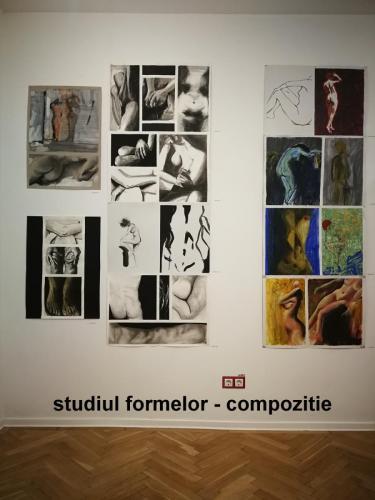 studiul formelor-compozitie